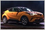 Borneo Motors launches all new Toyota C-HR
