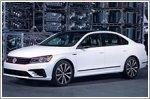 Volkswagen unveils Passat GT special model