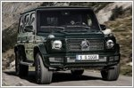 The unveiling of the all new Mercedes-Benz G-Class