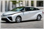 Toyota Mirai fuel cell electric vehicle to go on sale this year in Canada