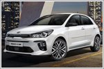 Kia reveals first images of new Rio GT-Line ahead of 2018 Geneva Motor Show