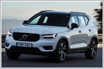 New Volvo XC40 rides strong order numbers towards China launch
