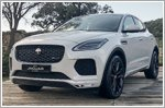 Jaguar stretches out its claws with the E-PACE