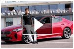 Kia Stinger challenges Rafael Nadal off-court