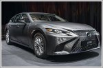 New Lexus LS flagship lands in Singapore