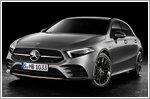 Mercedes-Benz reveals the 2018 A-Class in the U.K.