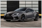 Lexus RC F and GS F 10th anniversary edition