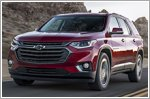 Chevrolet Traverse RS offers turbocharged performance and personalised styling
