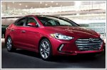 The 2018 Hyundai Elantra earns highest safety rating by IIHS