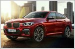 BMW introduces the new X4 sports activity coupe