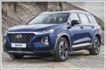 Hyundai celebrates world debut of 2019 Santa Fe