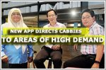 New app can direct cabbies to areas of high demand