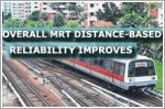 MRT faults remain at record high but overall distance-based reliability improves