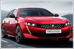 Peugeot unveils limited-run 508 First Edition