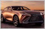 Lexus Sport Yacht concept honoured in Japan