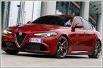 Alfa Romeo unveils new Giulia models in Singapore