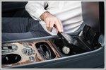 Bentley introduces a biometric safe in the Bentayga