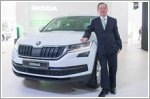 Skoda returns to Singapore in a SMART new way