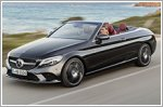 Updated C-Class Coupe and Cabriolet unveiled