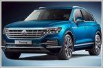 Leading the way with the Volkswagen Touareg