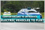 ComfortDelGro to introduce electric vehicles to fleet of taxis