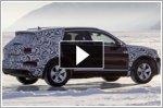 Volkswagen Touareg driven 16,500km to premiere