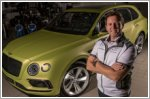 Rhys Millen to pilot Pikes Peak Bentayga