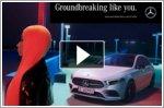 Nicki Minaj partners Mercedes-Benz