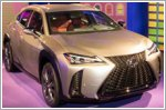 Lexus UX compact crossover makes debut