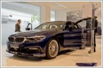 Munich Automobiles unveils the new Alpina B5 Bi-turbo in Singapore