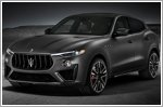 Maserati Levante Trofeo makes world premiere in New York