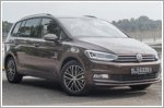 Volkswagen celebrates 15 years of Touran