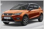 Seat breaks first quarter sales record
