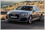 Gordon Shedden test drives the new Audi RS4 Avant