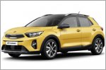 Another triple triumph for Kia design
