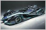 Jaguar unveils concept Jaguar I-TYPE 3 livery