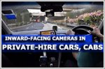 Unhappy with inward-facing cameras in private-hire cars, cabs? Too bad