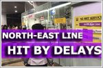 North-East Line hit by delays during morning rush hour due to train fault