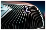Lexus ES teased ahead of official reveal