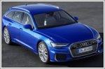 Audi unveils new avant garde A6 Avant