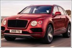 New Bentayga V8 to star at Beijing Auto Show