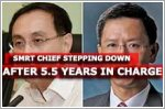 SMRT Chief stepping down after 5.5 years in charge