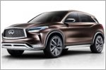 Infiniti to build five new models in China