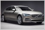 The Volvo S90 Ambience Concept