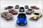 Jaguar XJ50 celebrates five decades of saloon