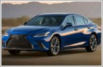 The new seventh generation Lexus ES