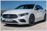 Mercedes-Benz launches the all new A-Class