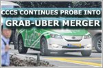 CCCS continues probe into Grab-Uber merger