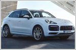 New Cayenne now available as a plug-in hybrid