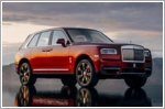 Rolls-Royce Cullinan redefines super-luxury travel